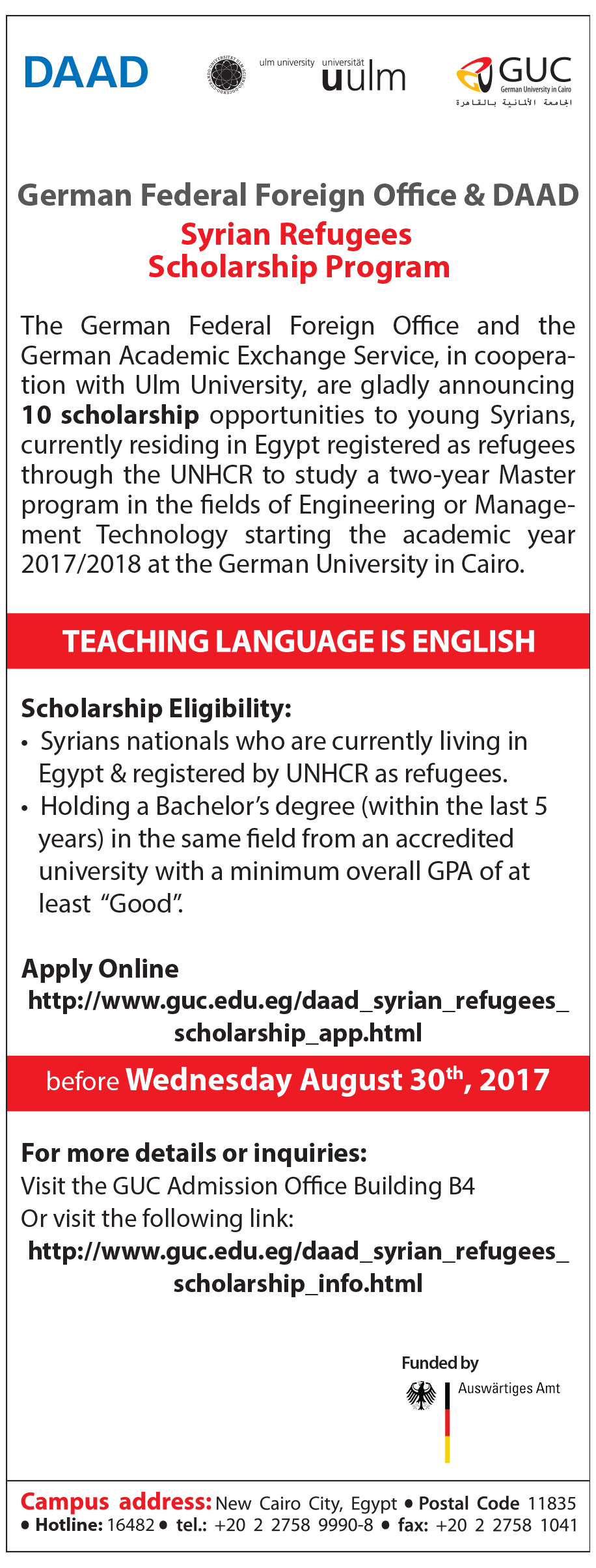 World Scholarship Forum 2018-2019-Apply